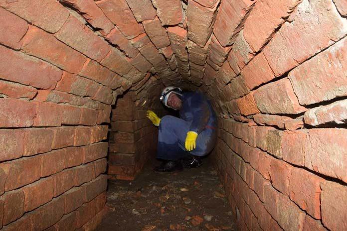 Titokzatos alagutak Eszék óvárosa alatt